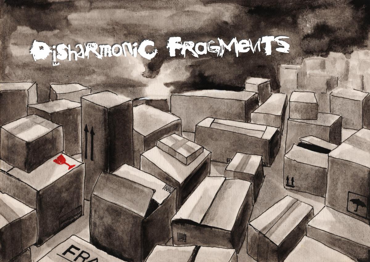 17.09.2016 - disharmonic fragments