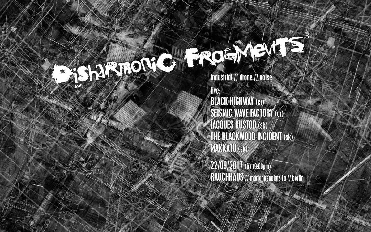 disharmonic fragments 3